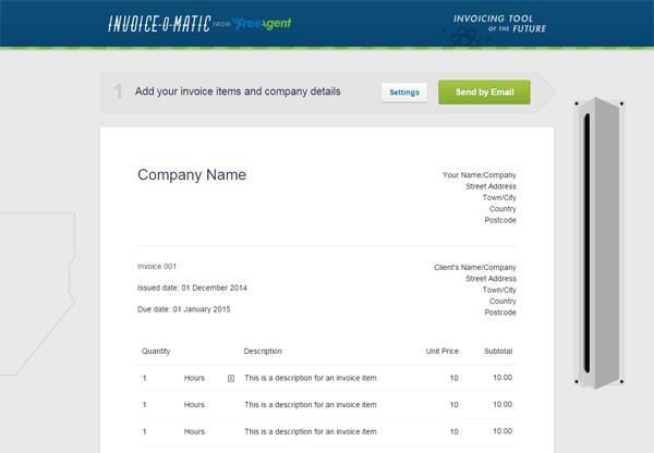 12 best free invoice generators webfx blog