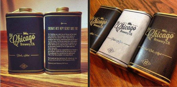 25 Inspiring Vintage Packaging Designs