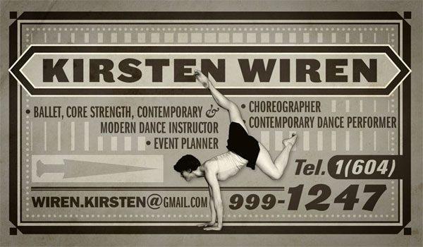 Kirsten Wiren