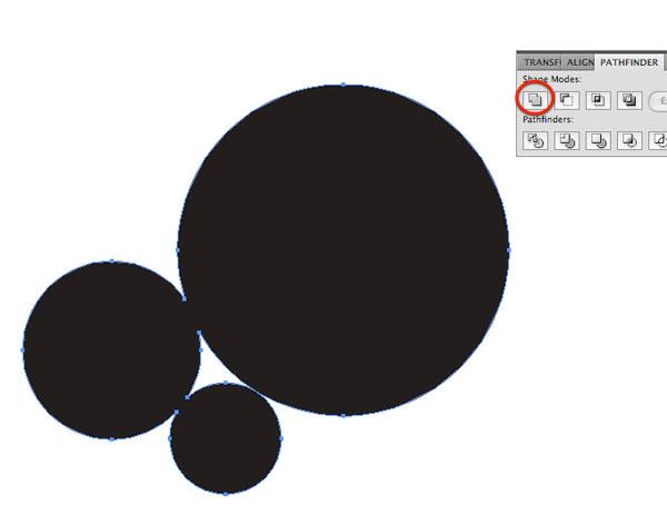 tangent circles