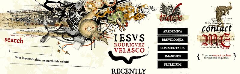 jrvelasco web header illustrative design