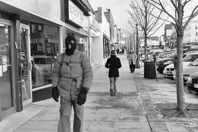 ski mask guy