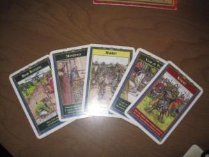 Settlers Development Cards