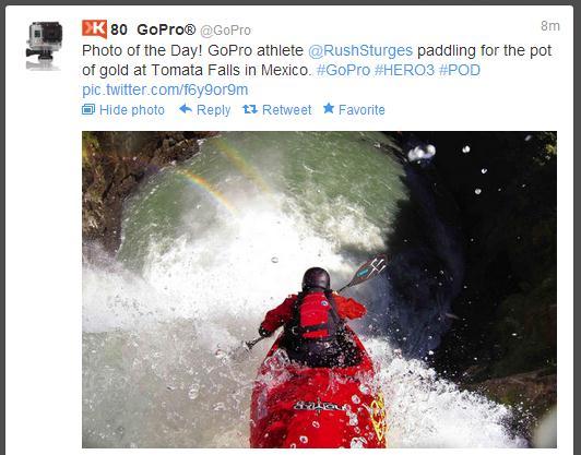 GoPro Photo Marketing