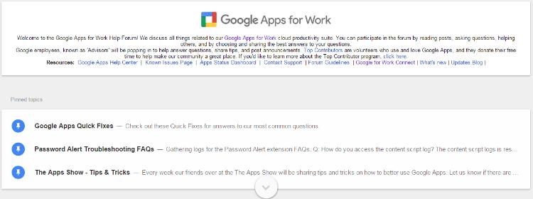 google-apps-help-forum