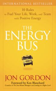 Jon Gordon Energy Bus
