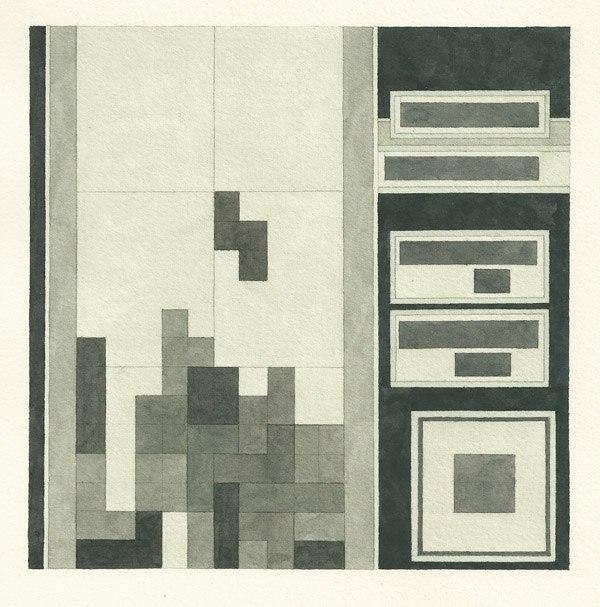 Adam Lister Tetris