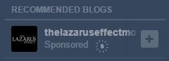 lazarus effect sponsored