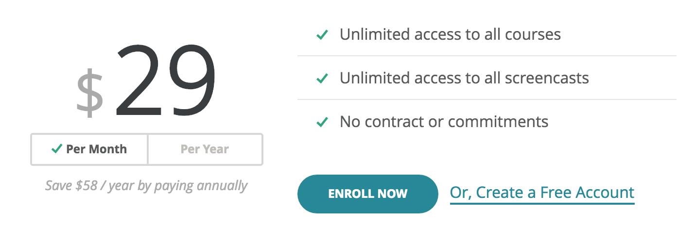 codeschool pricing