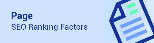 page-seo-ranking-factors