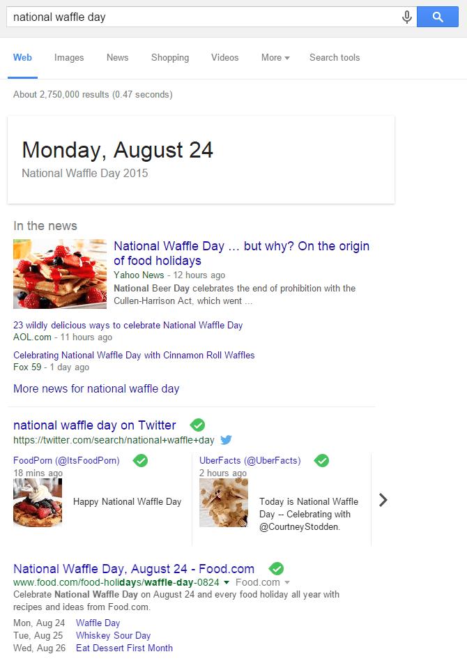 google-tweets-and-news