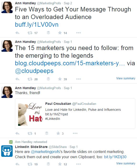ann-handley-twitter-sample