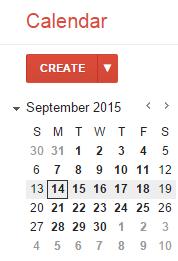 google-calendar-copywriting-organization