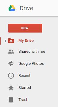 google-drive-copywriting-storage