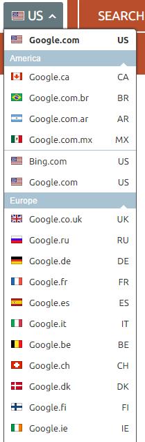 semrush-keyword-research-international