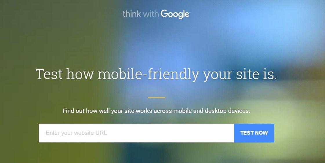 google-mobile-friendliness