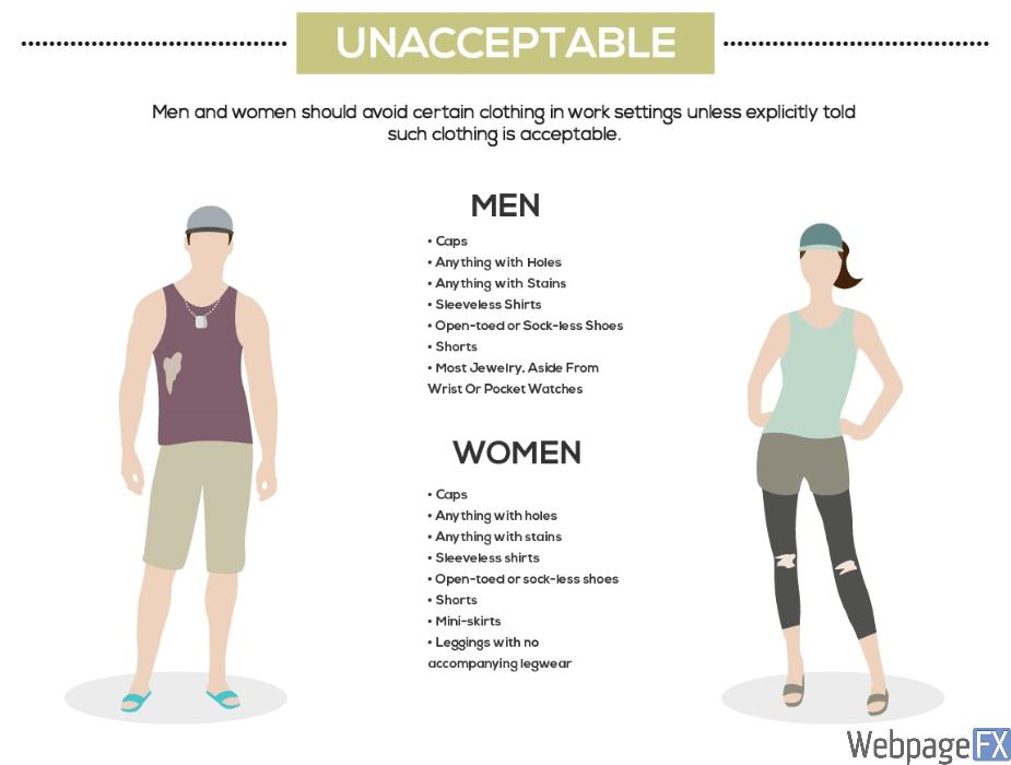 unacceptable-attire-cheat-sheet