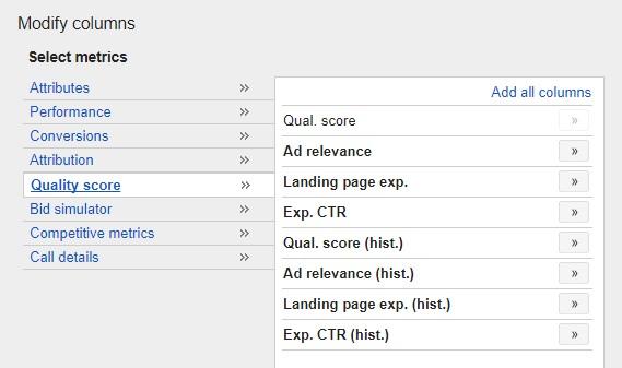 quality-score-columns