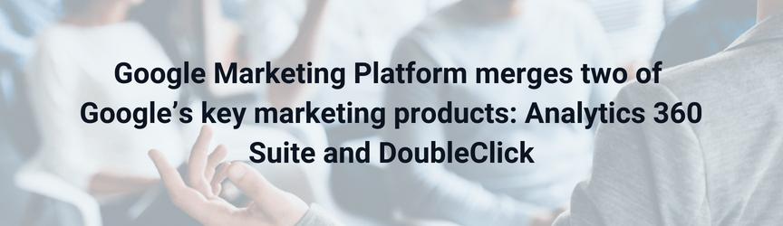 Google Marketing Platform is an advertising analytics platform