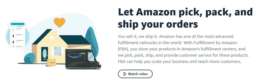 亚马逊FBA摘要