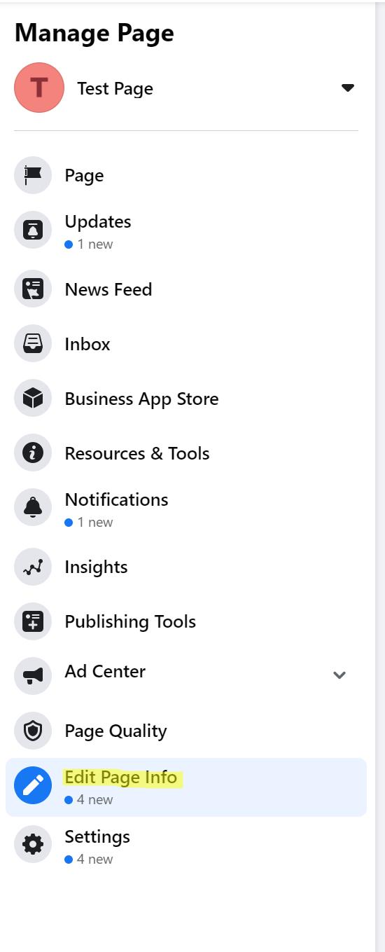 如何在Jiffy中制作Facebook业务页面
