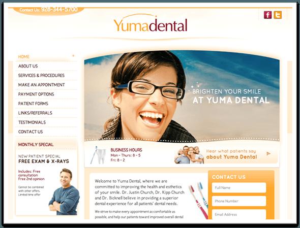 Yuma Dental Desktop Version