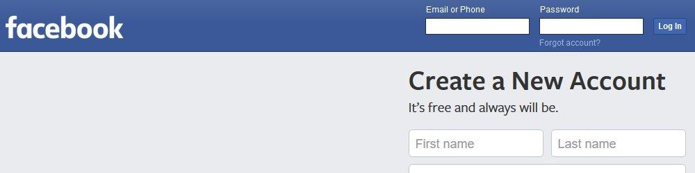 Important Reputation Management Site: Facebook