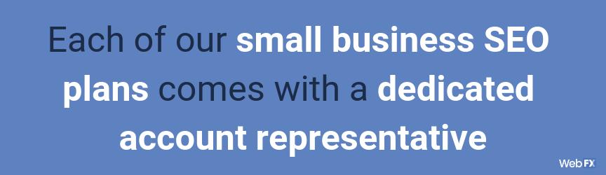 Small Business SEO Services & Custom SEO Service Plans