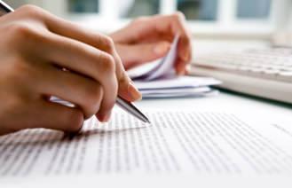 Copy writing service