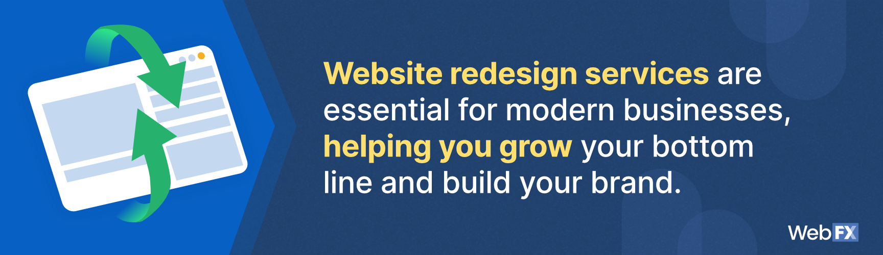 Website redesign services help modern businesses grow their bottom line