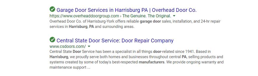 SEO For Garage Door Companies