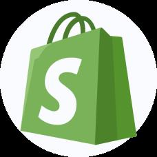 Logo Round Shopify