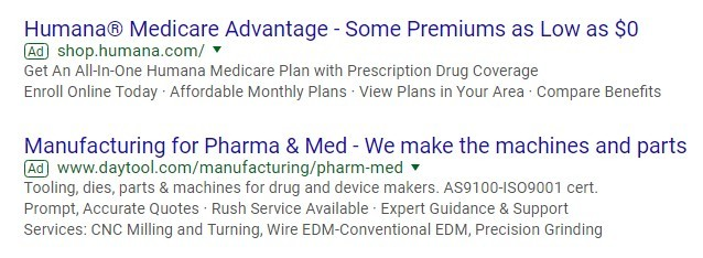 PPC for Medical Equipment Companies