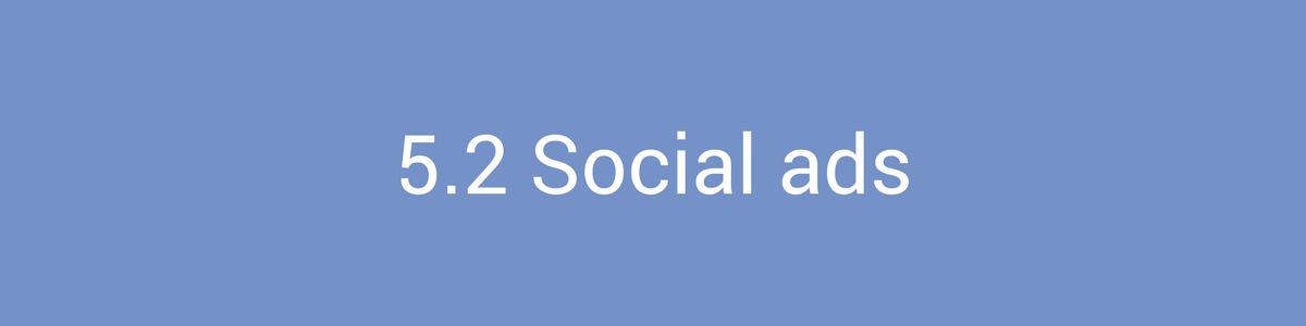 PPC Social Ads