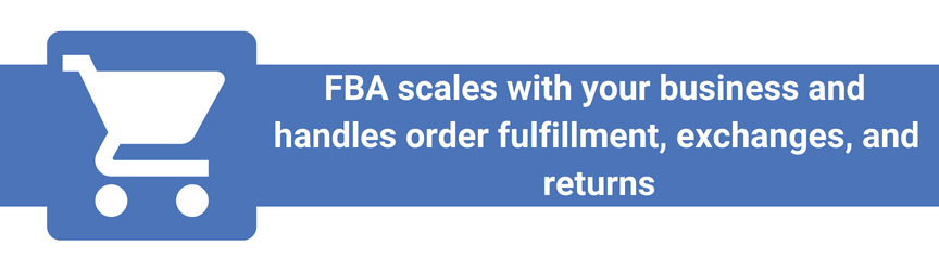 The benefits of FBA