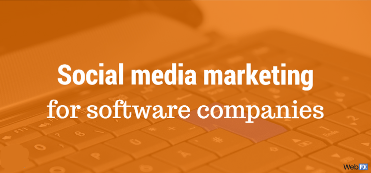 Social Media Marketing for Software Companies