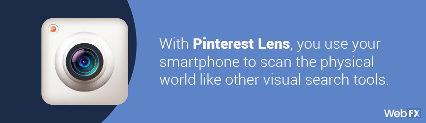 How Pinterest Lens works