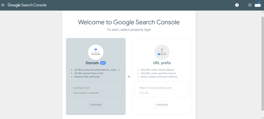 Google Search Console for website SEO