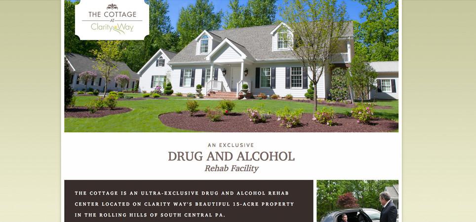 Rehabilitation Center Website