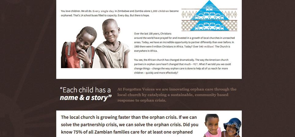 Forgotten Voices - slide1