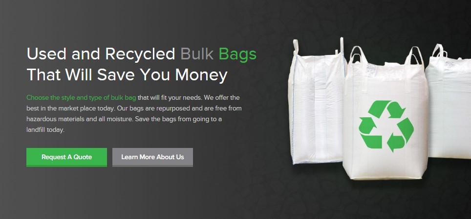bulk reclamation bags