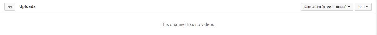 YouTube Video Tab