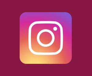 O logotipo do Instagram