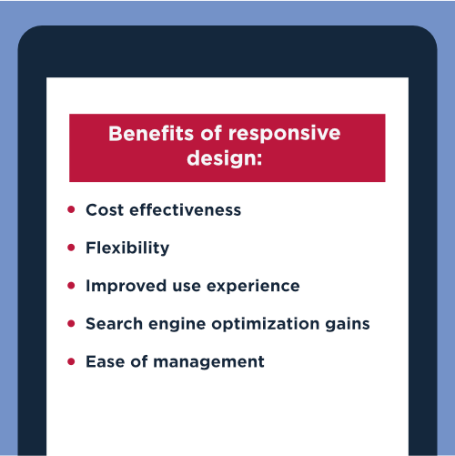 benefits responsive